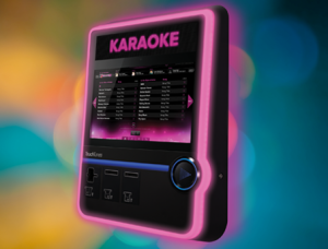 TouchTunes Ovation Touchscreen Jukebox