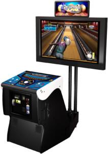Arcade Games Bowling