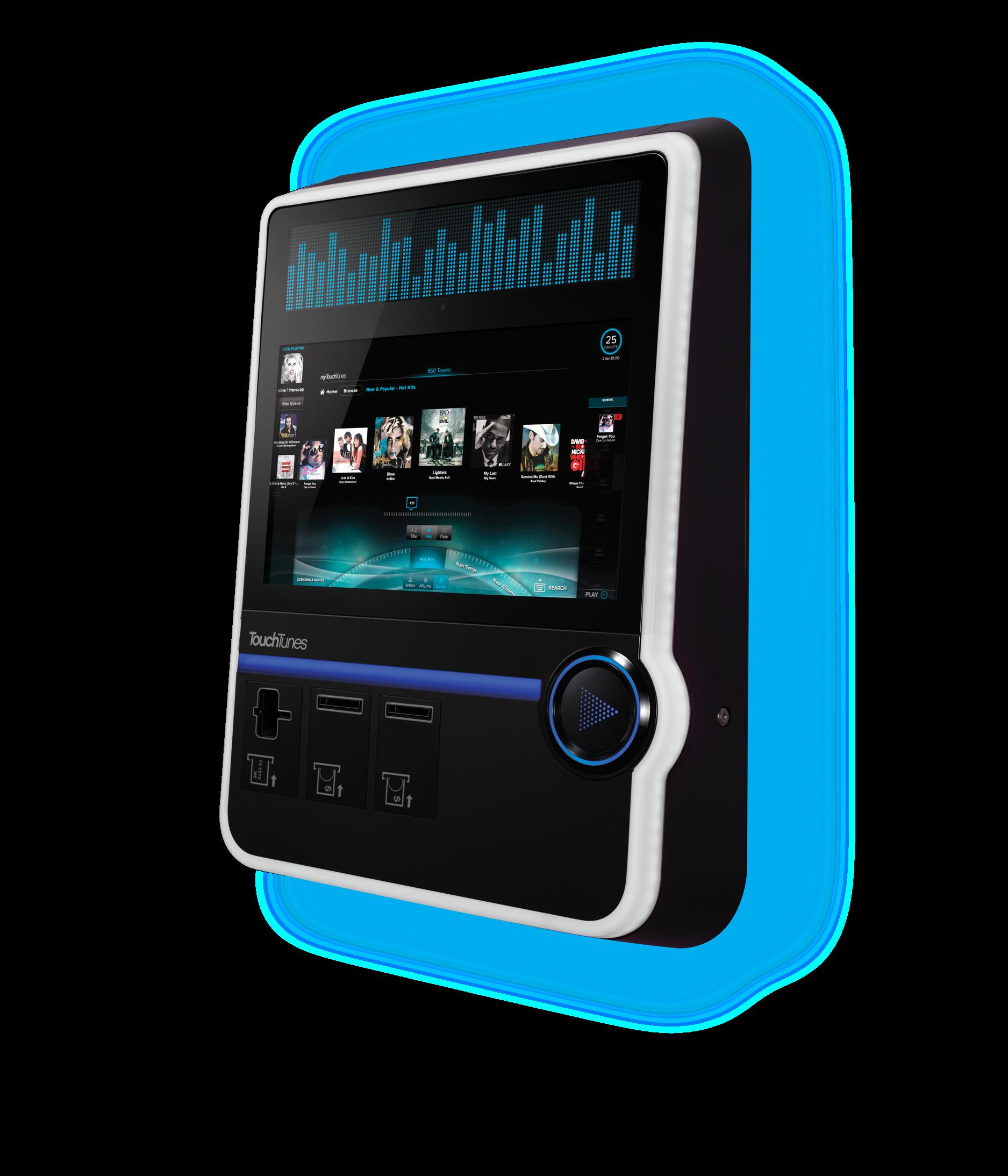 Entertainment Machine - Virtuo Jukebox